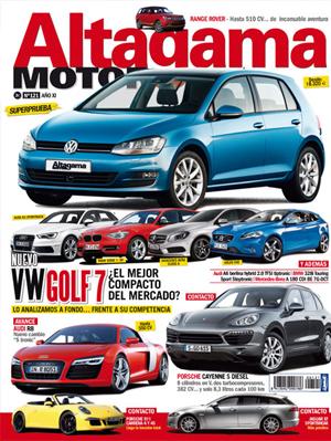 Altagama es la revista de mayor calidad para los amantes de los buenos coches. La información más práctica y amena para conocer a fondo los modelos de automóviles de alta gama con las mejores prestaciones.