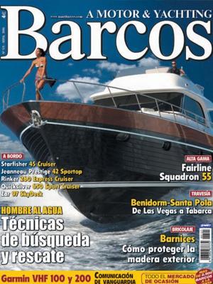 Barcos a Motor es la revista náutica del aficionado que busca la información más completa y especializada sobre los barcos a motor. La revista ofrece toda la actualidad del mundo de la náutica: novedades, accesorios, artículos prácticos...