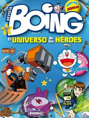 ¡Juega con tus personajes favoritos y participa en los concursos de Boing! ... ¡Te contamos todo lo que no puedes perderte en Boing! ... Revista Boing.
