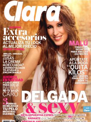 Se trata de una revista muy femenina, orientada a la moda y la belleza.