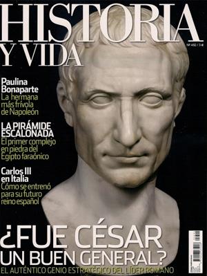 Revista mensual de divulgación sobre historia y arte que ofrece reportajes y artículos elaborados con rigor científico por los mejores especialistas.