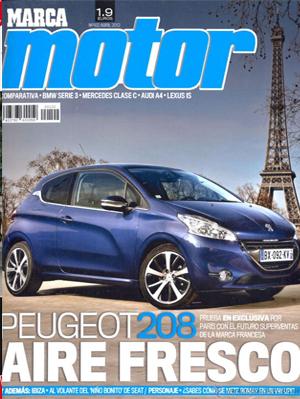 La revista de usuarios y aficionados del mundo del motor.