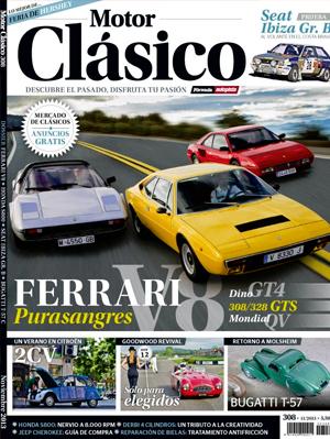 Para los amantes de los coches y del glamour de las grandes marcas de toda la vida. Un viaje a la época dorada de los vehículos de cuatro ruedas que no le dejará indiferente.