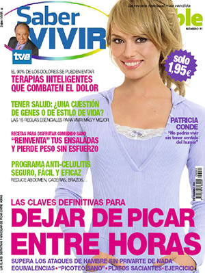 Con todo el rigor de una revista de carácter médico-divulgativo, y toda la amenidad que este formato tan televisivo puede aportar, Saber Vivir es una revista orientada a la salud en tanto que prevención.