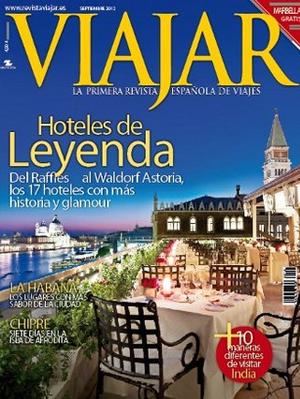 Los países y sus posibilidades de turismo activo son el hilo conductor de una revista que incluye, además, guías de viajes, destinos para todas las economías,