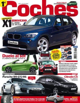 La revista de coches para todos los públicos. Información práctica sobre las últimas novedades del mundo del motor..