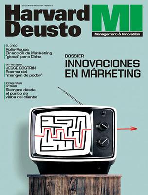 Las revistas Harvard Deusto publican los artículos de Marketing y Publicidad que tratan en profundidad, tanto casos prácticos y reales de estrategias de márketing como acciones de publicidad destacables, así como reflexiones y artículos de base para el óptimo desarrollo de la disciplina empresarial orientada a la comunicación y publicidad de productos.