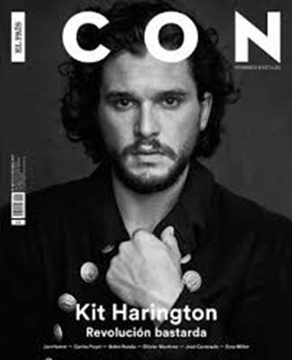 ICON es la revista masculina y de moda de EL PAÍS.