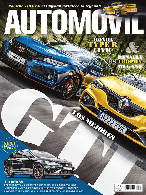 Automóvil es la revista mensual decana de la prensa del motor en España. En sus páginas se encuentran pruebas y comparativas con los vehículos más fascinantes y de mayores prestaciones del panorama mundial, así como todo lo relativo al deporte de élite.