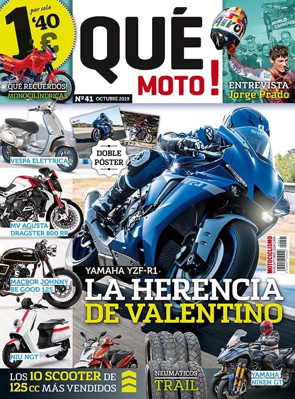 Una nueva revista de motos muy diferente a las que conocías hasta ahora.