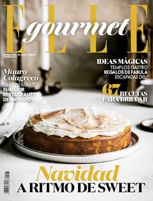 La nueva revista de gastronomía y estilo de vida pensada para todos aquellos que quieren aprender, disfrutar y sorprender con la gastronomía.