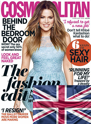 Find all the latest fashion, beauty, sex tips and celebrity news from Cosmopolitan UK.