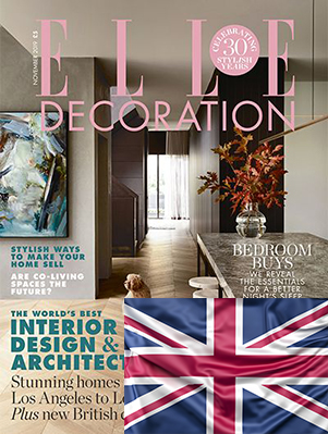 ELLE Decoration showcases the world's most beautiful homes and makes good design accessible to everyone through its mix of styles, products and price points.