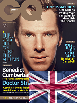 Men's fashion & style brought to you by industry experts at British GQ. GQ magazine provides entertainment, sport and culture news, reviews and comment.