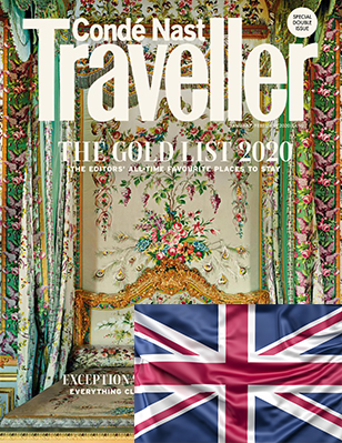 Condé Nast Traveller has been at the vanguard of a new age of exploration and luxury travel.