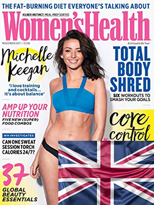 Trusted advice and guidance for women focusing on nutrition, health, fitness and inner beauty from Women's Health Magazine UK.